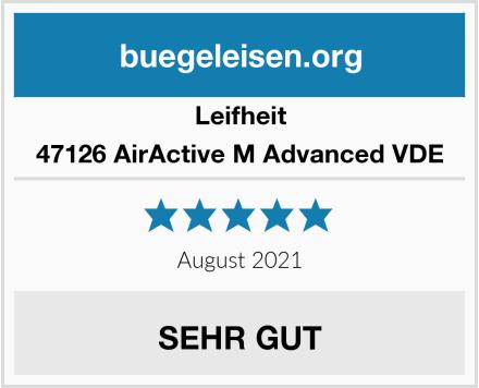 Leifheit 47126 AirActive M Advanced VDE Test