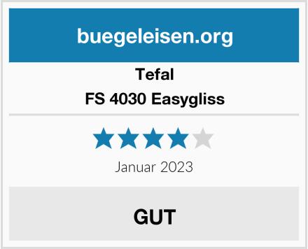 Tefal FS 4030 Easygliss Test