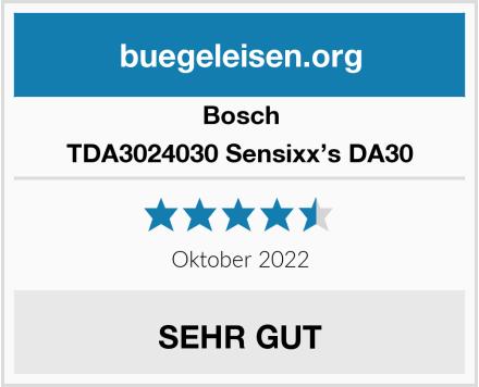 Bosch TDA3024030 Sensixx's DA30 Test