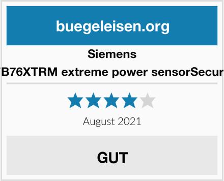 Siemens TB76XTRM extreme power sensorSecure Test