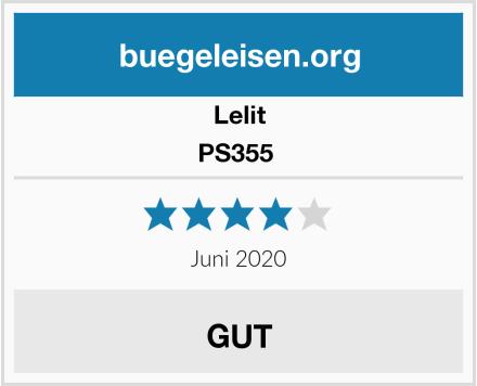 Lelit PS355  Test