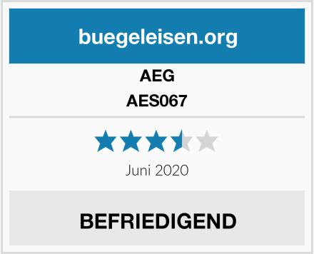 AEG AES067 Test