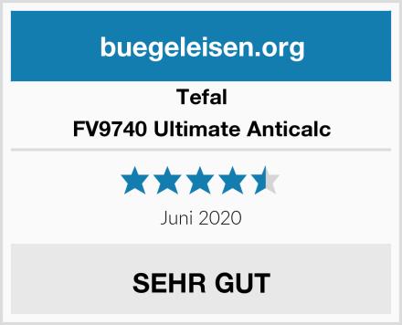 Tefal FV9740 Ultimate Anticalc Test