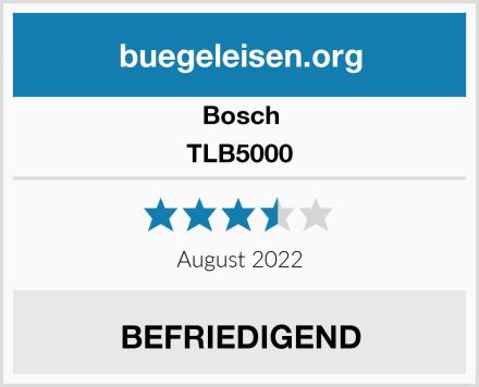 Bosch TLB5000 Test
