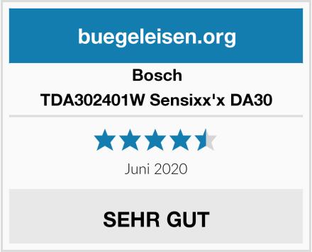 Bosch TDA302401W Sensixx'x DA30 Test