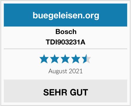 Bosch TDI903231A Test