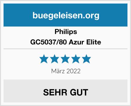Philips GC5037/80 Azur Elite Test