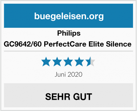Philips GC9642/60 PerfectCare Elite Silence  Test