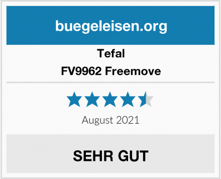 Tefal FV9962 Freemove Test