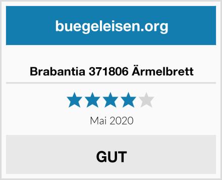 Brabantia 371806 Ärmelbrett Test