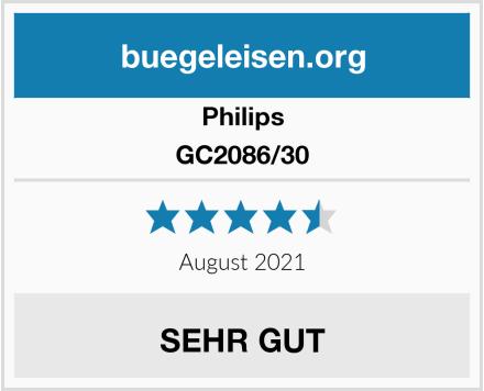 Philips GC2086/30 Test