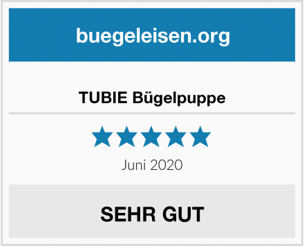 No Name TUBIE Bügelpuppe Test