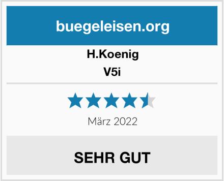 H.Koenig V5i  Test