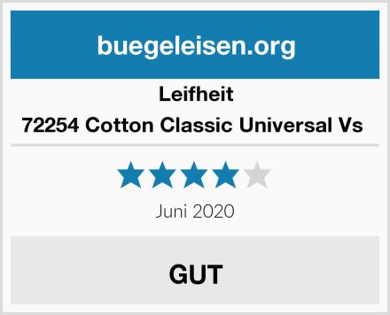Leifheit 72254 Cotton Classic Universal Vs  Test