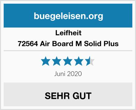 Leifheit 72564 Air Board M Solid Plus Test