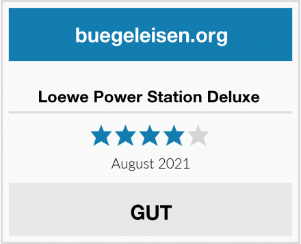 Loewe Power Station Deluxe  Test