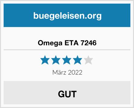 Omega ETA 7246 Test