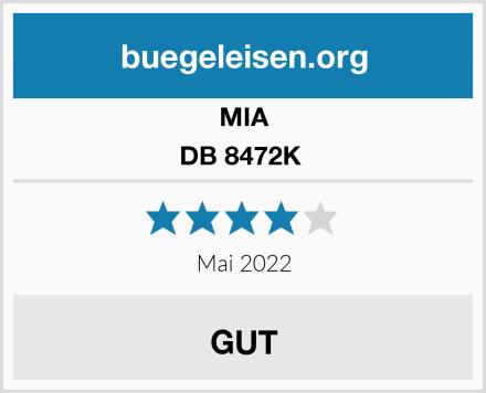 Mia DB 8472K  Test