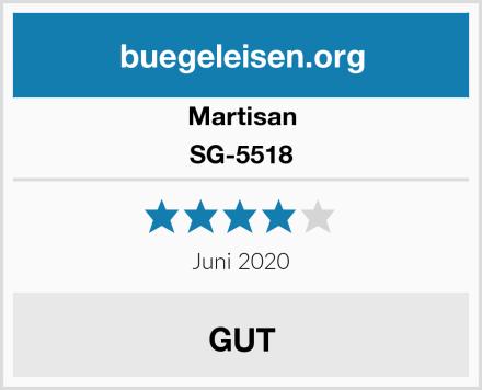 Martisan SG-5518 Test