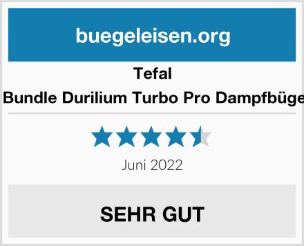 Tefal Mega Bundle Durilium Turbo Pro Dampfbügeleisen Test