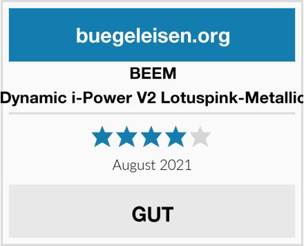 BEEM Dynamic i-Power V2 Lotuspink-Metallic Test