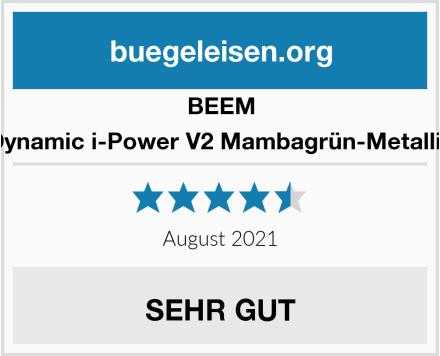 BEEM Dynamic i-Power V2 Mambagrün-Metallic Test