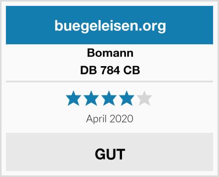 Bomann DB 784 CB Test