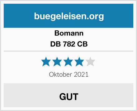 Bomann DB 782 CB Test