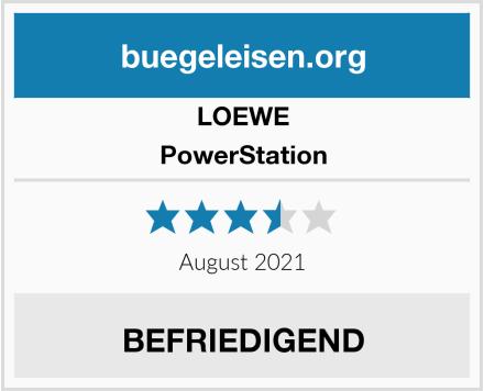 LOEWE PowerStation Test