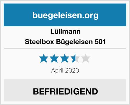 Lüllmann Steelbox Bügeleisen 501 Test