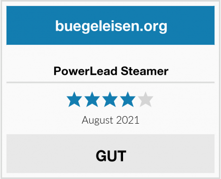 PowerLead Steamer Test