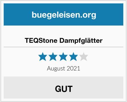 TEQStone Dampfglätter Test