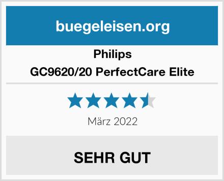 Philips GC9620/20 PerfectCare Elite Test
