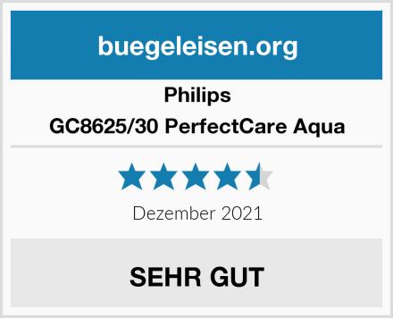 Philips GC8625/30 PerfectCare Aqua Test
