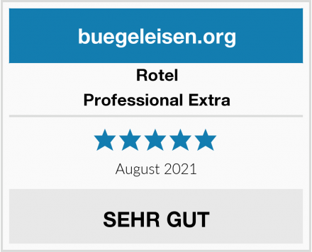 Rotel Professional Extra Test