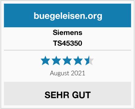 Siemens TS45350 Test