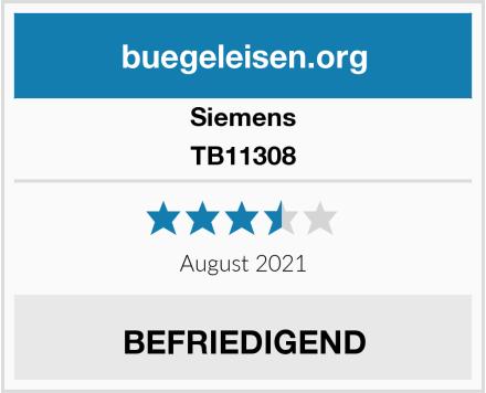 Siemens TB11308 Test