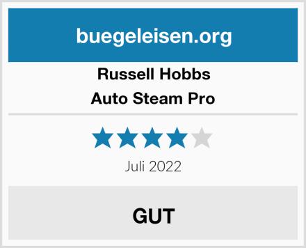 Russell Hobbs Auto Steam Pro Test