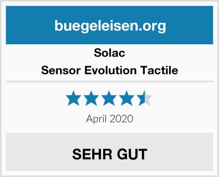 Solac Sensor Evolution Tactile Test