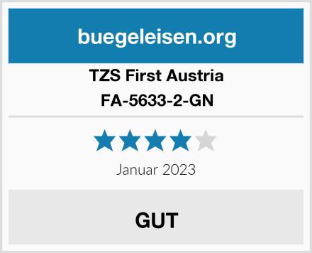 TZS First Austria FA-5633-2-GN Test