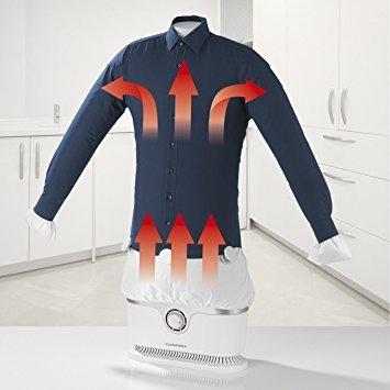 Cleanmaxx Automatischer Bügler für Hemden und Blusen