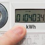 Stromverbrauch eines Bügeleisens